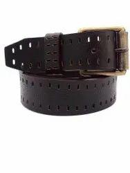 Customizable Classic Designer Leather Belt