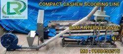 Cashew Nut Scooping Machine