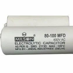 Milson Capacitor 80-100 Starting Capacitor