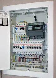 Mild Steel Electrical Distribution Box