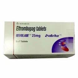 Revolade 25 Mg Eltrombopag Tablets