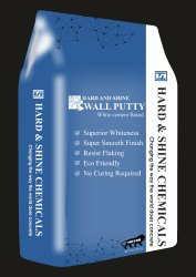 HARD AND SHINE NORMAL WALL PUTTY