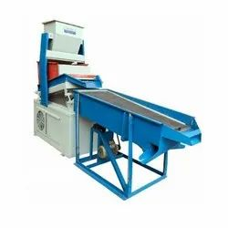 Automatic Cashew Husk Cleaning Machine