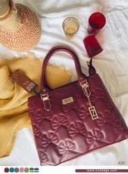 Options Pu Leather Small Ladies Bag