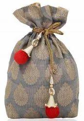 Shopping Bags Handled Potli Bag