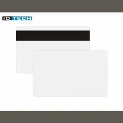 White Digital PVC Plastic Cards, Size: 86 X 54 MM