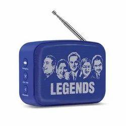 Saregama Carvaan Mini Hindi 2.0- Music Player With Bluetooth/FM/AM/AUX (Regal Blue)