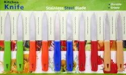 Offyx Stainless Steel SS Blade Kitchen Knife