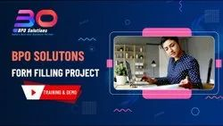 Form Filling Project Service