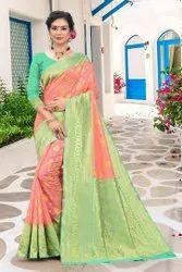 Wedding Banarasi Saree