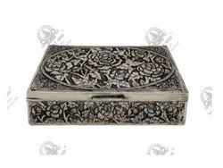 Box Silver Plated Artifacts