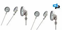 Baumer (Formerly Warree) Bimetallic Thermometers