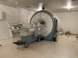 1.5T GE 4 Channel MRI Machine, For Hospital