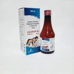 Calcium Carbonate Magnesium Hydroxide And Vitamin 03 Syrup