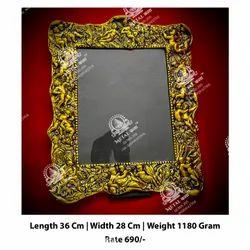Polished Frame Mirror