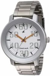 Fastrack Wrist Watch, Model Name/Number: 3121SM01
