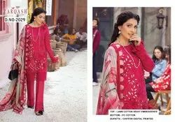 Heavy Embroidery Suit