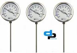 Baumer Temperature Gauges CB