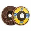 Aluminium Oxide Norton Bear Flap Disc, Size: 100 X 16 Mm, 60