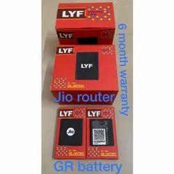 LYF Jio Router GR Battery