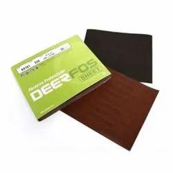 Deerfos Sanding Emery Sheet