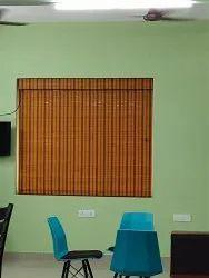 Indoor Bamboo Blinds