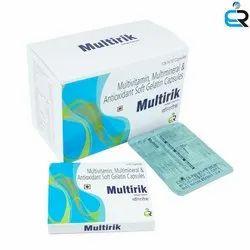 Multivatimins & Multiminerals Soft Gelatin Capsules