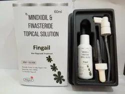 Finasteride +Minoxidil Lotion