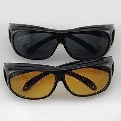 Black HD Vision Goggles