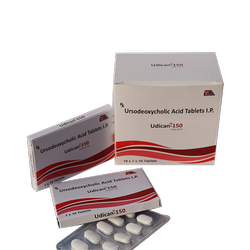 150mg Ursodeoxycholic  Acid Tablets