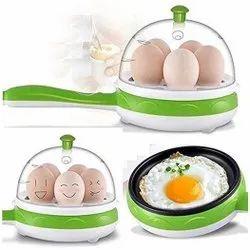 Handle Egg Cooker