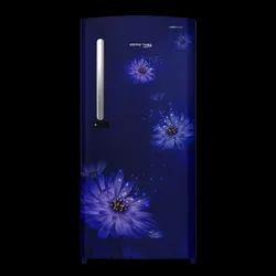 Voltas Beko 195 L 3 Star Direct Cool Single Door Refrigerator (dahlia Blue) (2020)