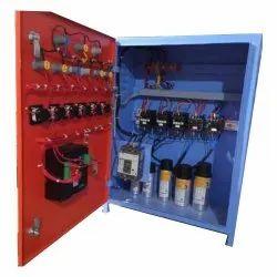 Mild Steel Motor Control Panel, Operating Voltage: 440 V