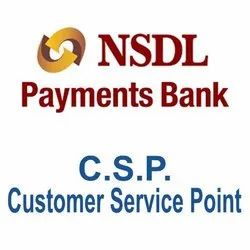 Individual Consultant NSDL Payment Bank CSP, in Pan India, Banking