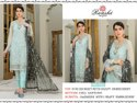 Ramsha Pakistani Salwaar Kameez Georgette With Heavy Embroidery
