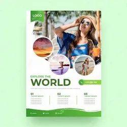 1 Day Designing Flyer & Poster Design