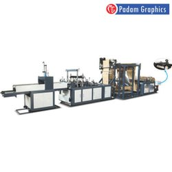 TRBM-UD700 Automatic Non Woven Bag Making Machine