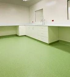 PVC Flooring, For Indoor, Thickness: 2mm