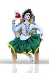 Cotton + Clay + Pop Haryanvi Women Doll, Box