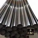 Stainless steel erw polised pipe