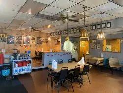 Restaurant Interior Designer Services