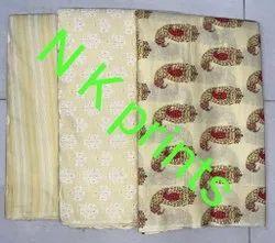 Girls Kurti Cotton Printed Camrik Fabrics