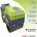 Ride On Vibratory Roller 5 Ton