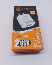 24 V White Promotional Mobile Charger Adapter, For Charging Phone