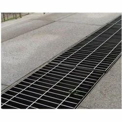 Commercial SS Grating