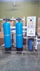 RO For Biotechnology Plant With Capacity 1500 LPH