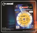 Yorker Plus Marble Cutting Blade 4x9t