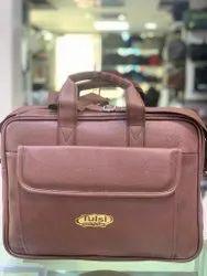 pbf Brown Sling Bag, 700 Gm, Size: 15 Inch