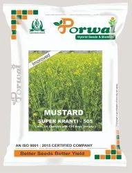 porwal 1 Kg Black Mustard Seeds