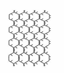 SS304L Hex Metal Refractory Lining